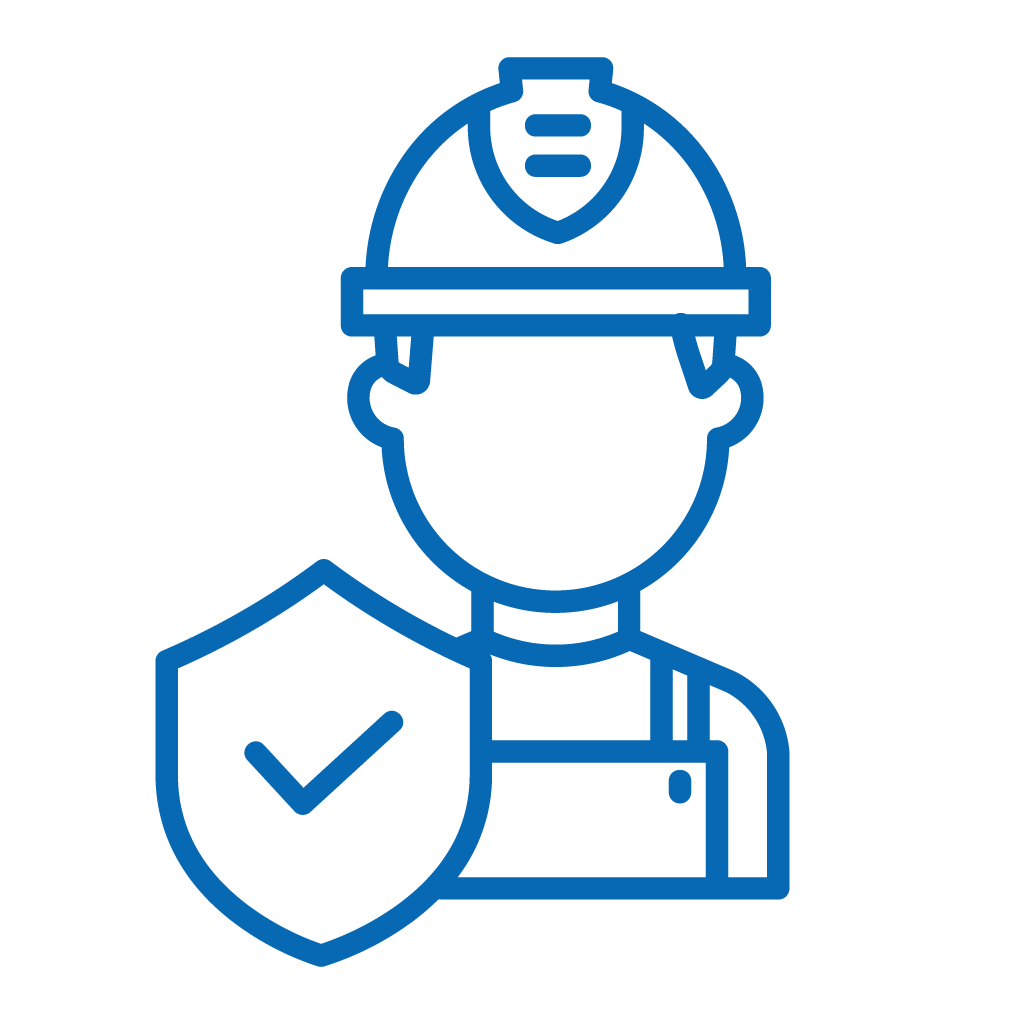 Commercial Workers Compensation Icon